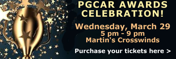 Register for the PGCAR Annual REALTOR Awards Celebration by March 17 to Save