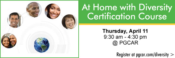 At Home with Diversity Certification Course
