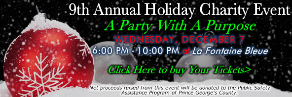 9th Annual Holiday Charity Event A Party With A Purpose