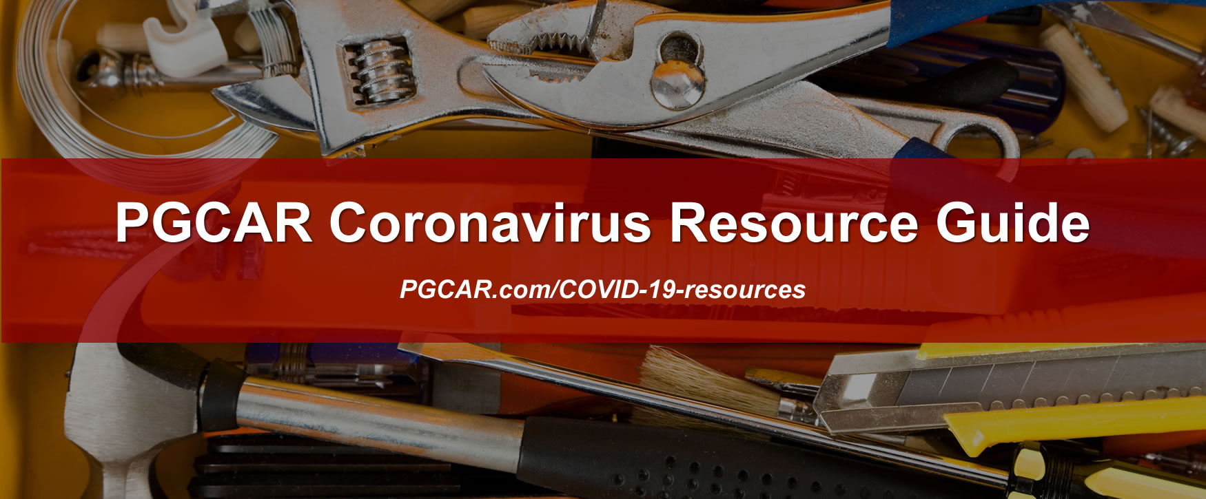 PGCAR Coronavirus Resource Guide