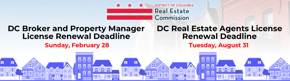 Complete Your DC Education Requirements and Renew Now - DC Licenses Expire Soon