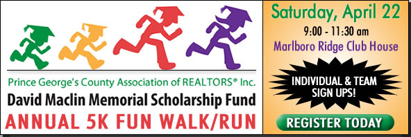 David Maclin Scholarship 5K Fundraiser