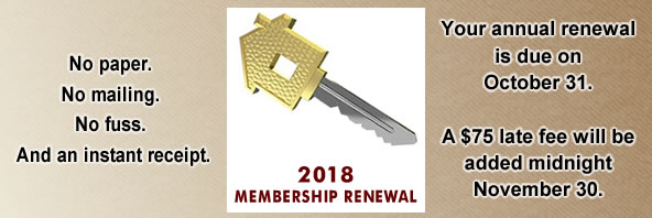 Skip the late fee. Renew by November 30