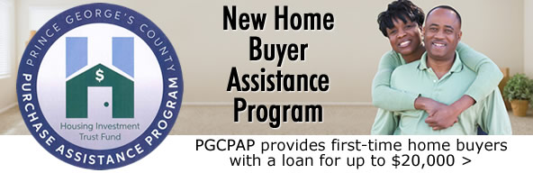 Prince George's County Purchase Assistance Program (PGCPAP)