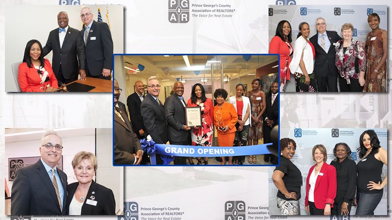 PGCAR's Grand Opening and 85th Anniversary Celebration photo collage