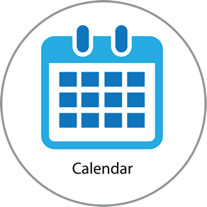 Master Calendar of Events and Classes