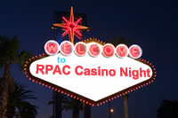 PGCAR Las Vegas Casino Night Party and RPAC Fundraiser