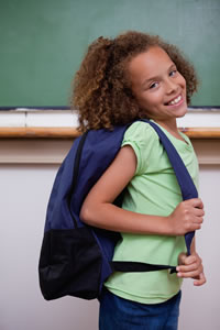 Backpacks and School Supplies