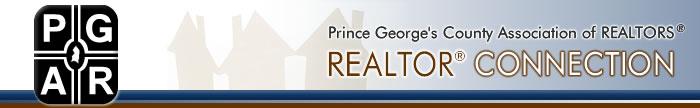Prince George's County Association of REALTORS website link