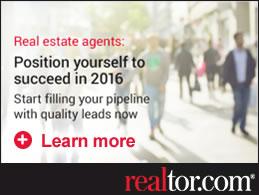 realtor profile, listings, testimonials, lead generation