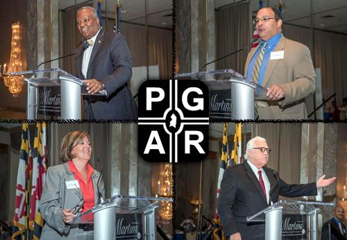 Photo Collage from the PGCAR Annual Legislative Breakfast