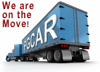 PGCAR is OPEN at our NEW Permanent Home!