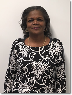 Nathalie Solomon, PGCAR Accounts Receivable Clerk