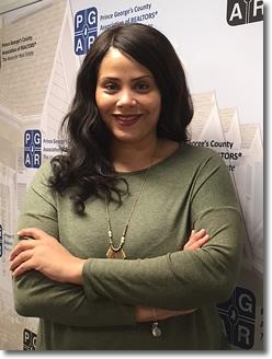 Renada Johnson, PGCAR Education Manager