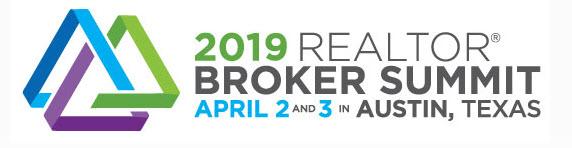 REALTOR Broker Summit April 2 - 3 in Austin Texas