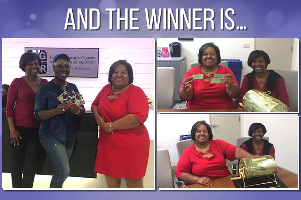 September RPAC Raffle Winners - You Could be the Next Raffle Winner!
