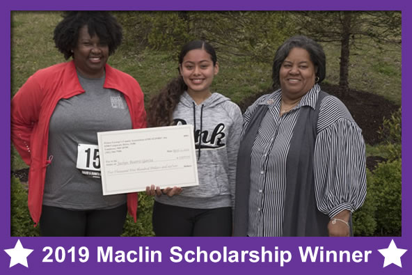 David and Juanita Maclin Scholarship Winners