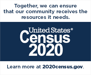 Help YOUR Community be Counted