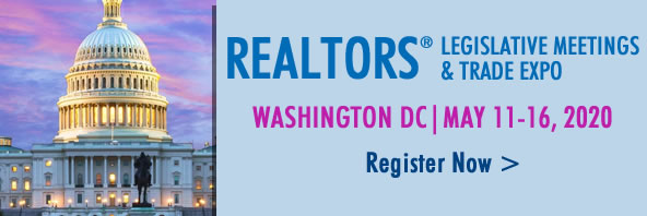 NAR Annual Legislative Meetings and Trade Show returns to DC in early May