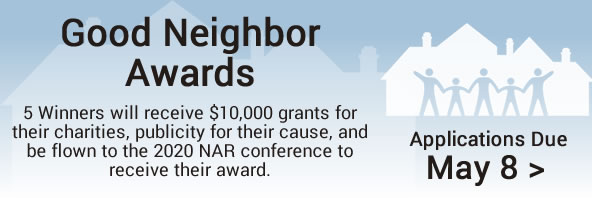 Volunteering Works and Good Neighbor Award applications due soon!
