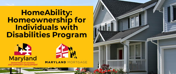 HomeAbility Assistance for Homebuyers with Disabilities