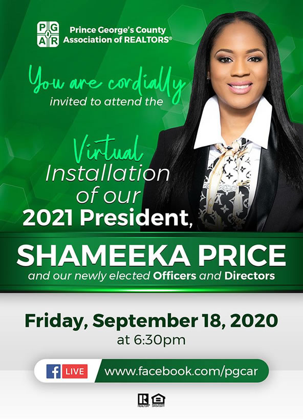Virtual Installation of 2021 President, Officers and Directors