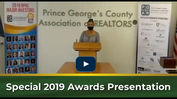 PGCAR's Special Awards Presentation