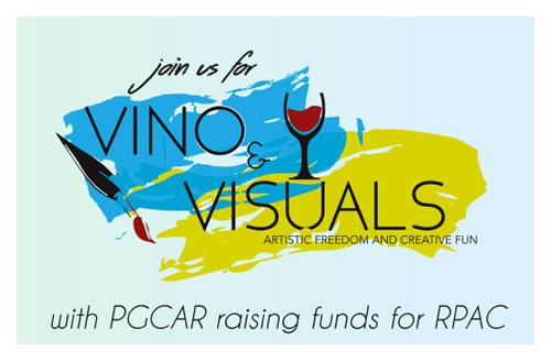 vinos and visuals