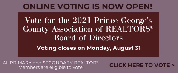 PGCAR Online Board of Directors Voting