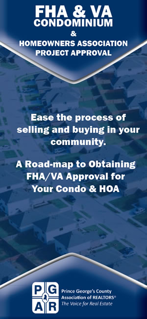 FHA & VA Condominium & Homeowners Association Project Approval