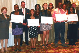 2011 David Maclin Scholarship Award Winners