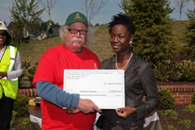 2012 David Maclin Scholarship Winner